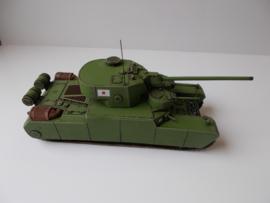 1:72 WW2 Japanese O-Ho 120T