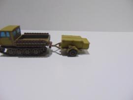 1:76 WW2 German SDAH56 Trailer