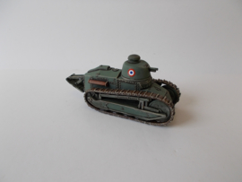 1:72 WW2 French FT-17 37mm