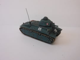 1:72 WW2 French Renault D2