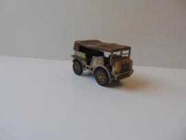 1:72 WW2 Italian Trattore Fiat SPA TM40