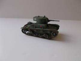 1:72 WW2 Russian T-26