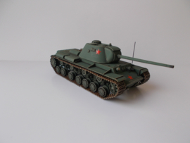 1:72 WW2 Russian KV-3