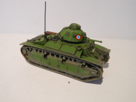1:72 WW2 French Renault D1