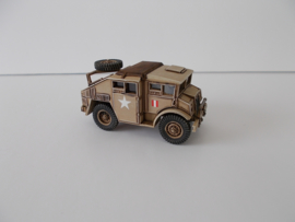 1:72 WW2 British CMP Tractor