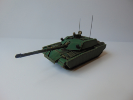 1:72 British Chieftain Burlington MBT