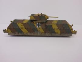 1:72 WW2 German Armoured Rail Car