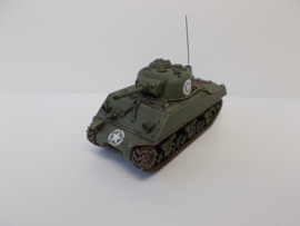 1:72 WW2 American M4A3 105mm Sherman