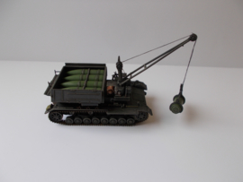 1:72 WW2 German Munitionspanzer IV (Open)