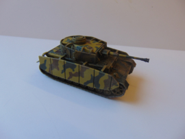 1:72 WW2 German  Panzer IV Ausf H W/Zimmeritt