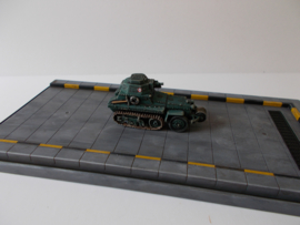 1:72 WW2 French Schneider P-16 Halftrack
