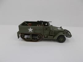 1:72 WW2 American M4A1 Halftrack