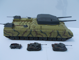 1:72 German P.1000 Ratte