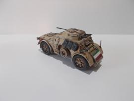 1:72 WW2 Italian AFVs