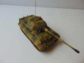 "1:72 German Tiger II ""Kingtiger"""