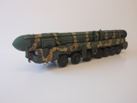 1:72 Russian SS-25 Sickle ICBM