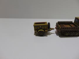 "1:76 WW2 German 12KW ""StromGenerator"""