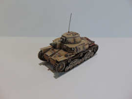 1:72 WW2 Italian Tanks