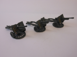 1:72 WW2 British 25 Pdr Field Gun