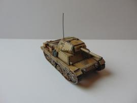 1:72 WW2 Italian Tanks