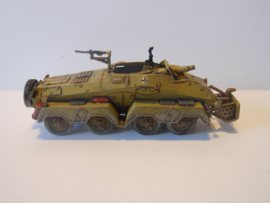 1:72 WW2 German Sdkfz 233 8 Rad Stummel