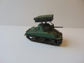 1:72 WW2 American M4A1 Callilope