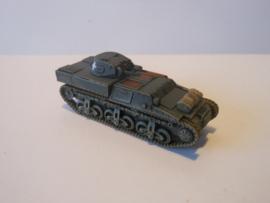 1:72 WW2 German Lorraine 37L W/Panzer I Turret