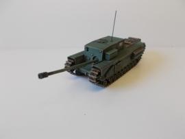 1:72 WW2 British Churchill Gun Carrier