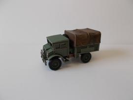 1:72 WW2 British CMP 15 Cwt W/Tarp