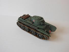 1:72 WW2 Russian BT-7