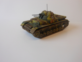 1:72 WW2 German Panzer IV Kugelblitz