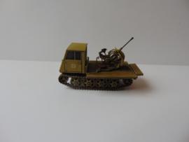 1:72 WW2 German RSO w/Flak 38