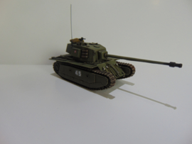 1:72 WW2 French Tanks