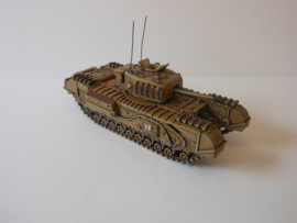 1:72 WW2 British Churchill MK VI