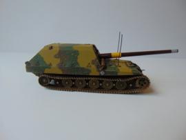 1:72 German G.W Tiger II SPG