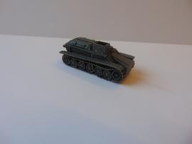 1:72 WW2 German Sdkfz 301 Demolition Tank