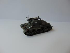 1:72 WW2 German T-34 Quad 20mm Flakpanzer