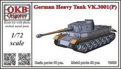 1:72 German VK 30.01 (P)