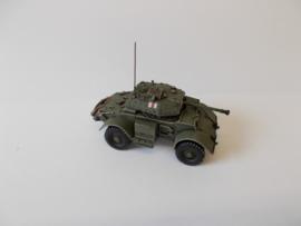 1:76 WW2 British Staghound MK III Armoured Car