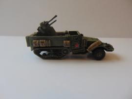1:72 WW2 Russian M17 GMC