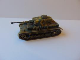 1:72 WW2 German  Panzer IV Ausf G W/Zimmeritt