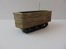 1:76 WW2 British Sherman DD