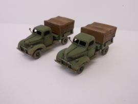 1:76 WW2 British Dodge 15 Cwt