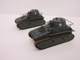 1:72 German Rheinmetall Leichttraktor