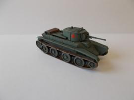 1:72 WW2 Russian BT-5