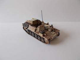 1:76 WW2 German 15cm Sig 33 Panzer II