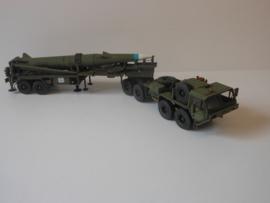 1:72 US M983 HEMTT Tractor W/Pershing II