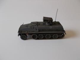 1:72 WW2 German SWS 15cm Panzerwerfer 42