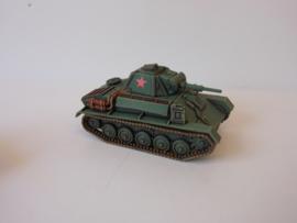 1:72 WW2 Russian T-70