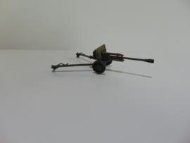 1:72 WW2 Russian Zis 3 76mm Divisional Gun
